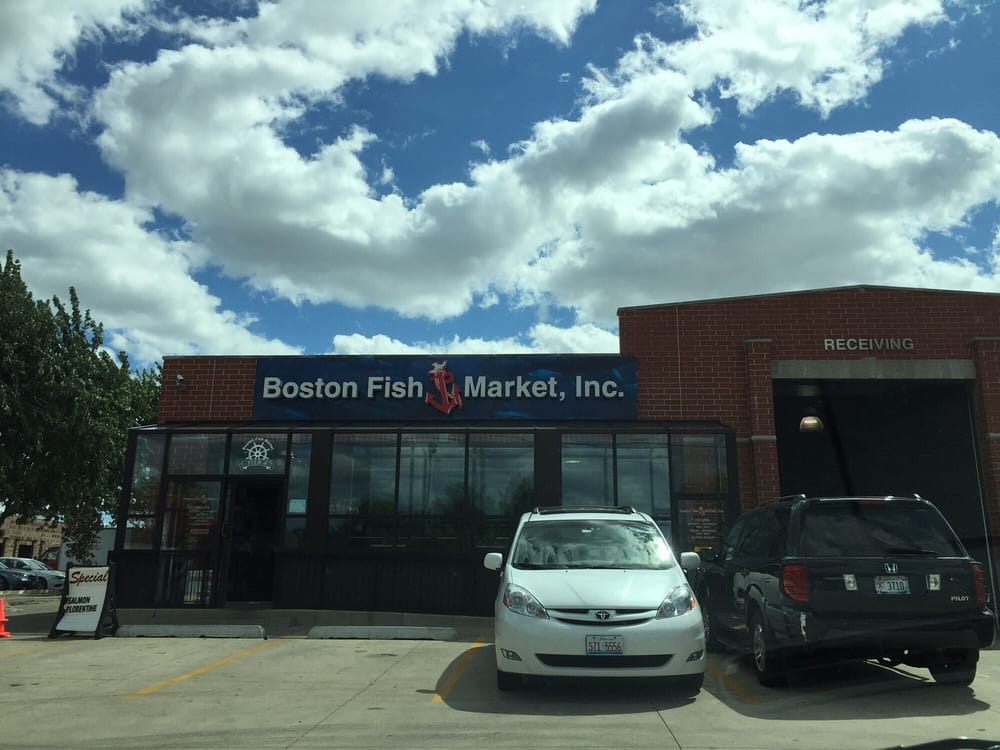Boston fish market yelp for Boston fish market des plaines illinois