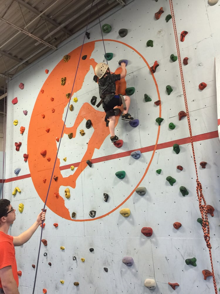Doylestown Rock Climbing Gym & Adventure Center