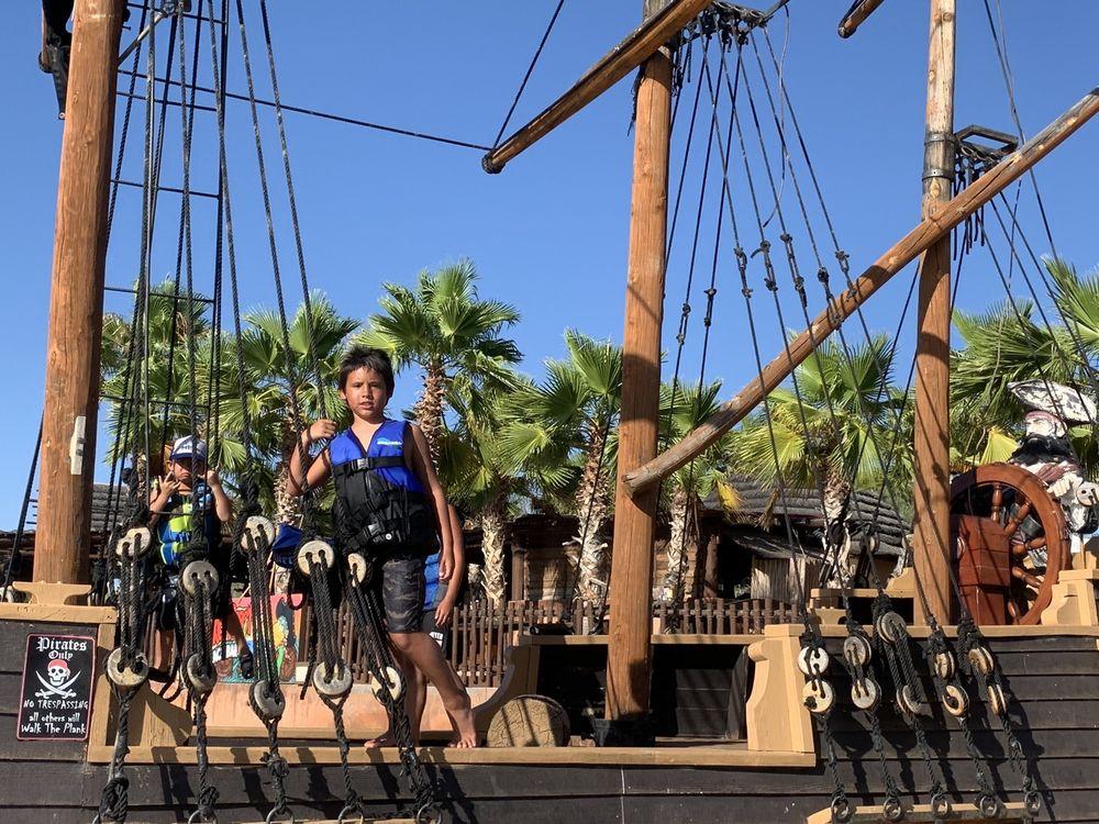 Pirates Den Resort: 7350 Riverside Dr, Parker, AZ