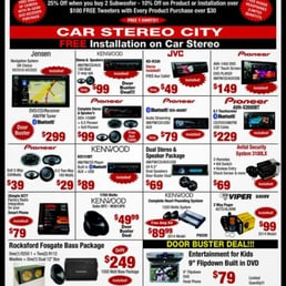 Car Stereo City Clairemont