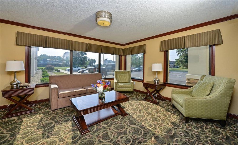Best Western Plus Anderson: 2114 E 59th St, Anderson, IN
