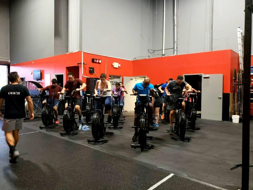 Da Factory Training Facility - CrossFit Gym