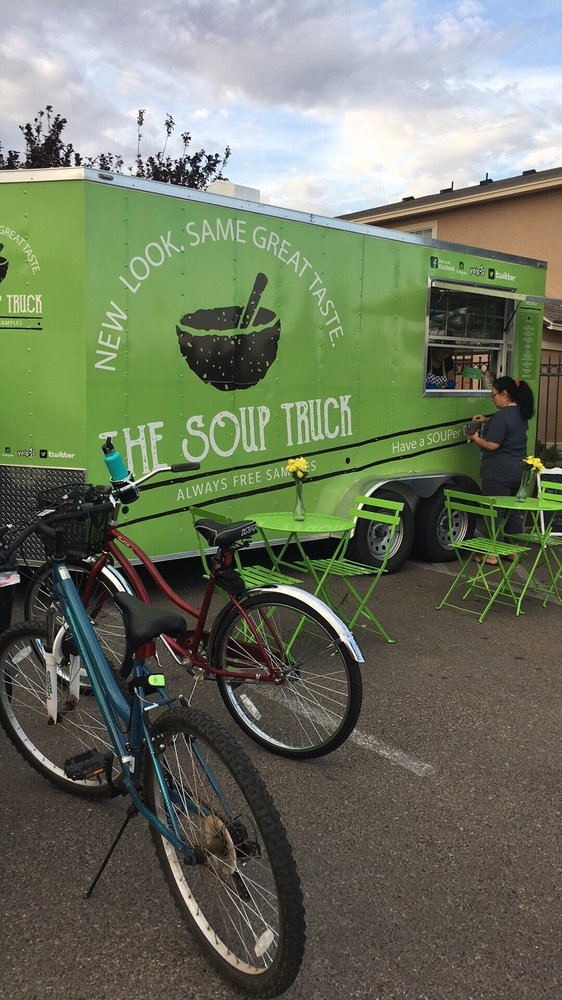 The Soup Truck: El Paso, TX