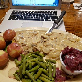 Photo Of Dutch Mothers Family Restaurant Lynden Wa United States Incredible Schnitzel