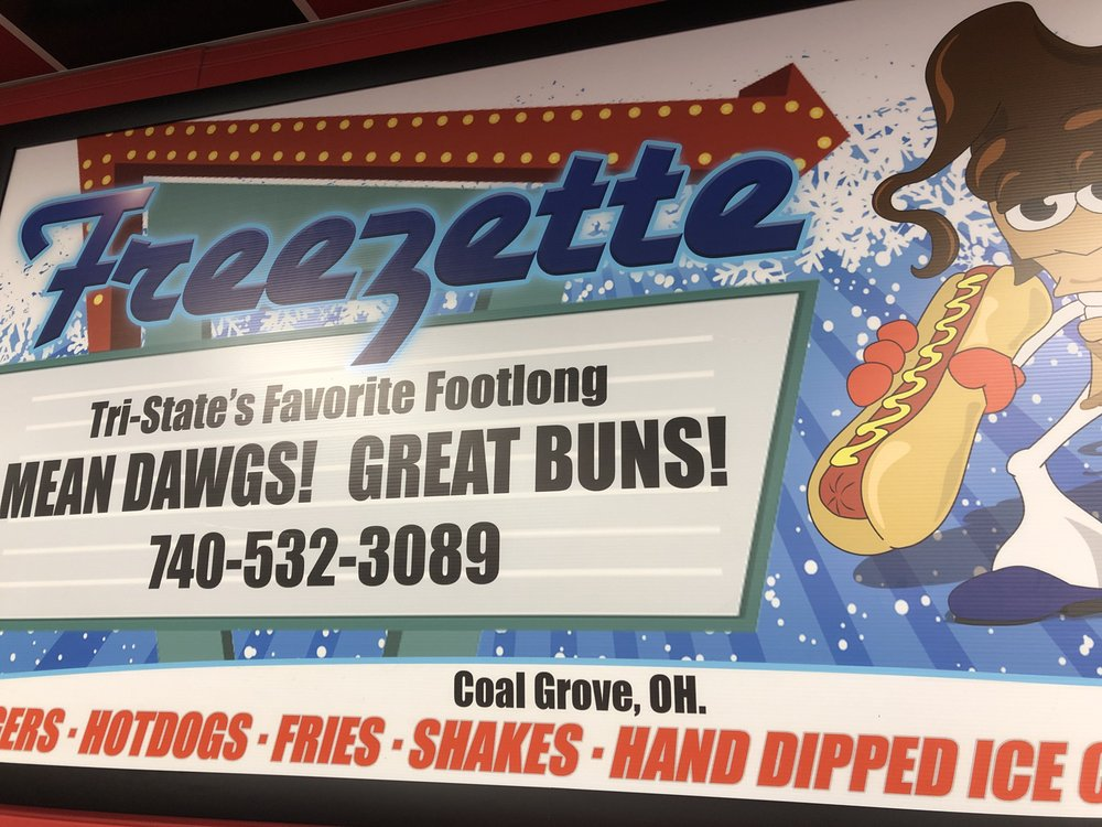 Coal Grove Freezette: 416 Marion Pike, Coal Grove, OH