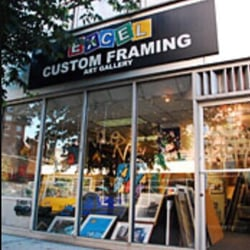 photo of excel fine art creative custom framing new york ny united states