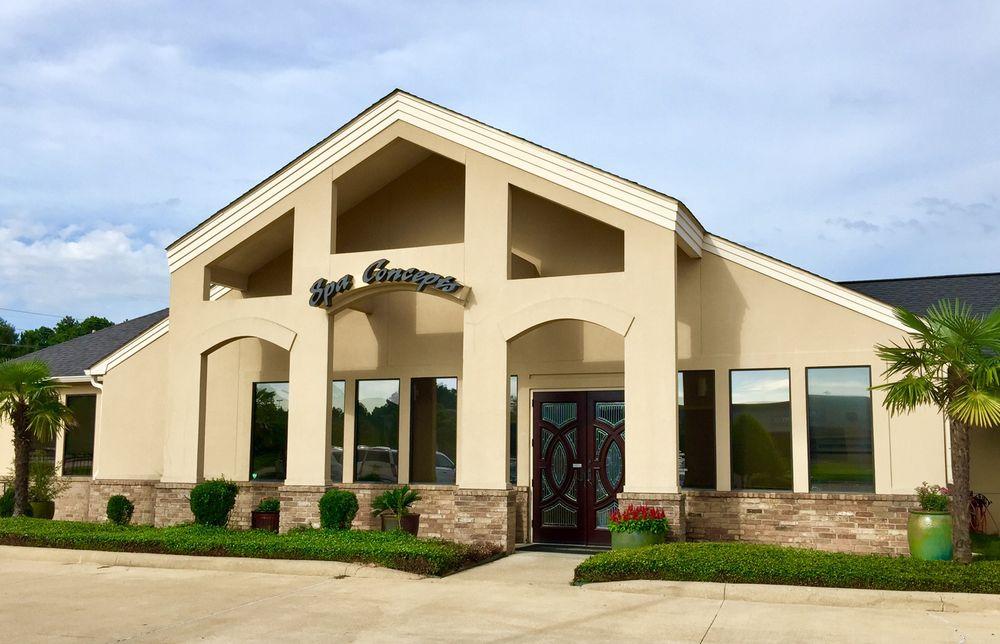 Spa Concepts Salon & Spa: 428 Ashley Ridge Blvd, Shreveport, LA