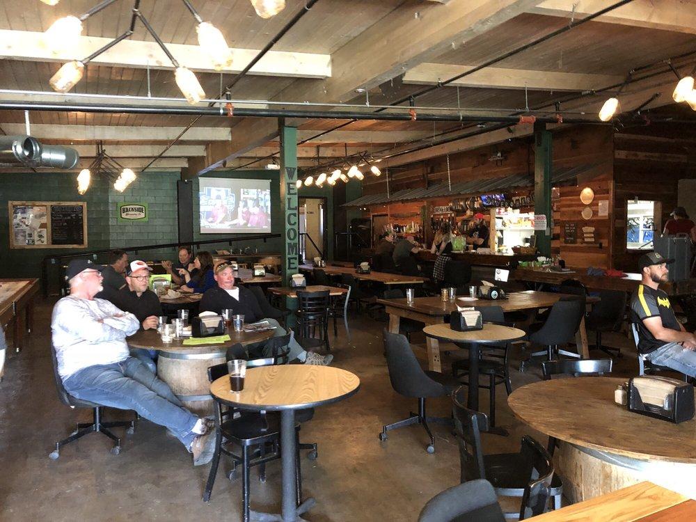 Backside Brewing: 1640 NE Odell Ave, Roseburg, OR