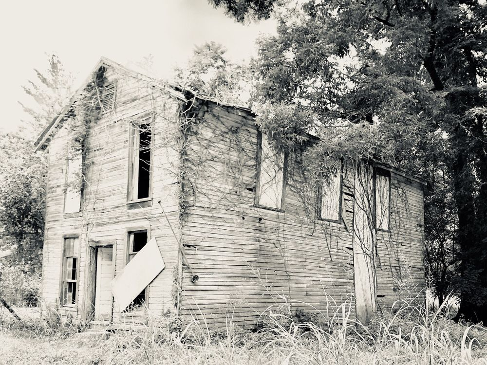 Ghost town Of Rodney: Rodney, MS