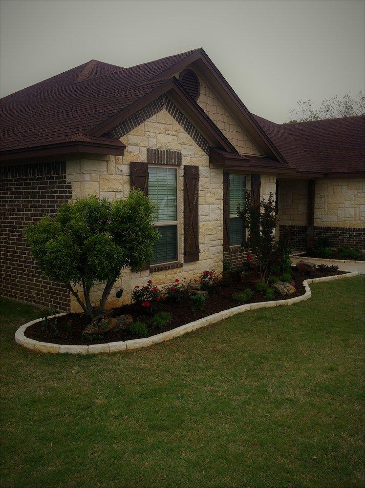 Landscape and Stonework Design by Susanna: Waxahachie, TX