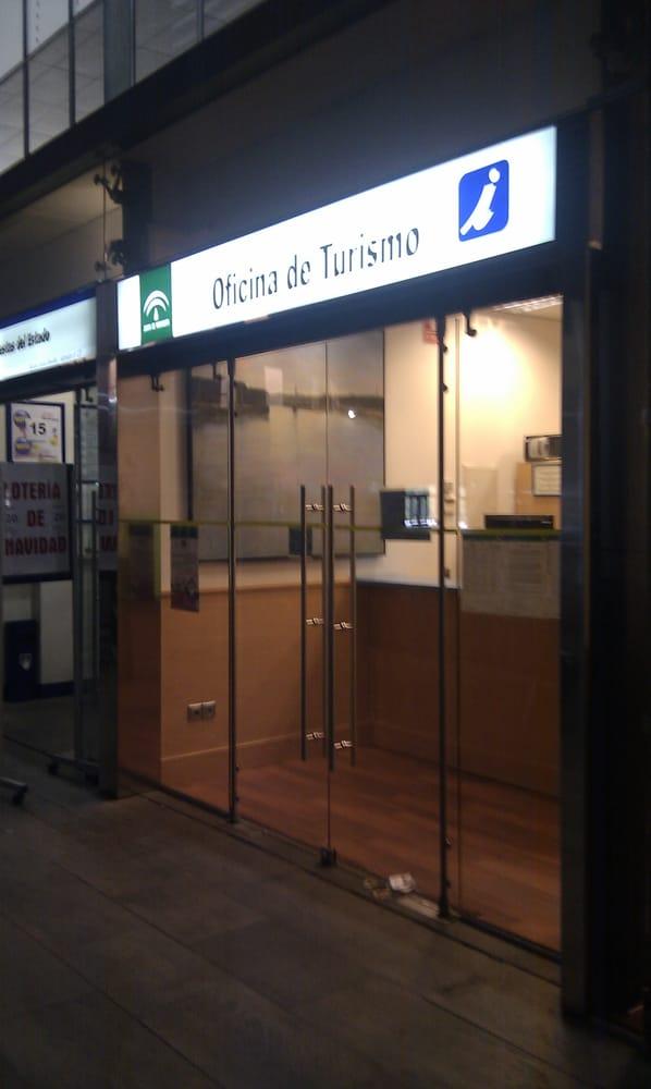Oficina de turismo estaci n de santa justa servicios for Oficinas ups madrid