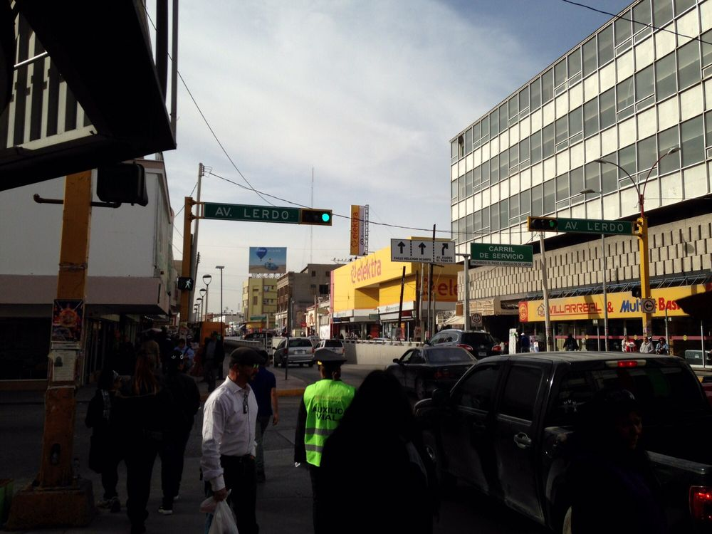Juarez Walking Tour