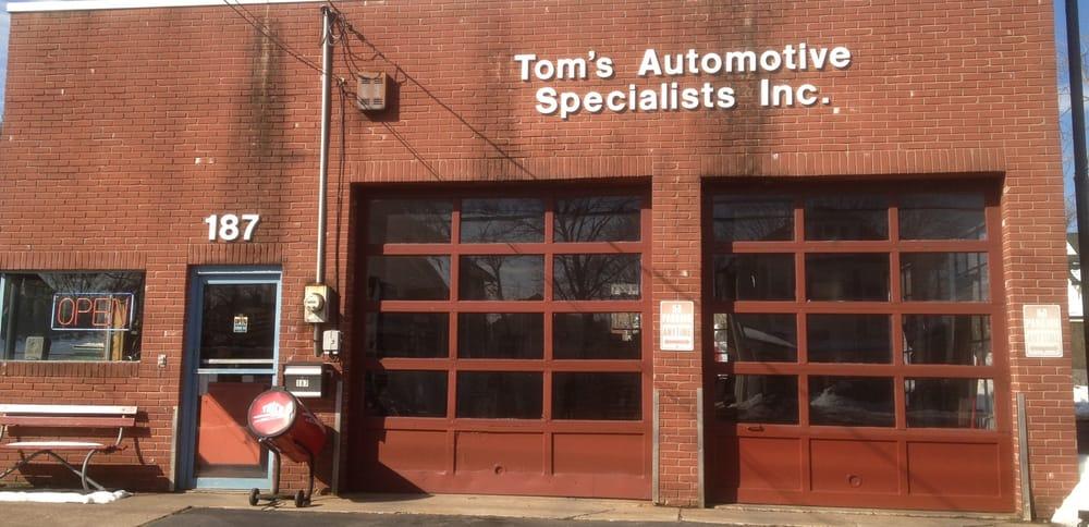 Tom's Automotive Specialists