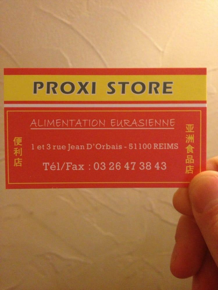 Photo De Proxi Store