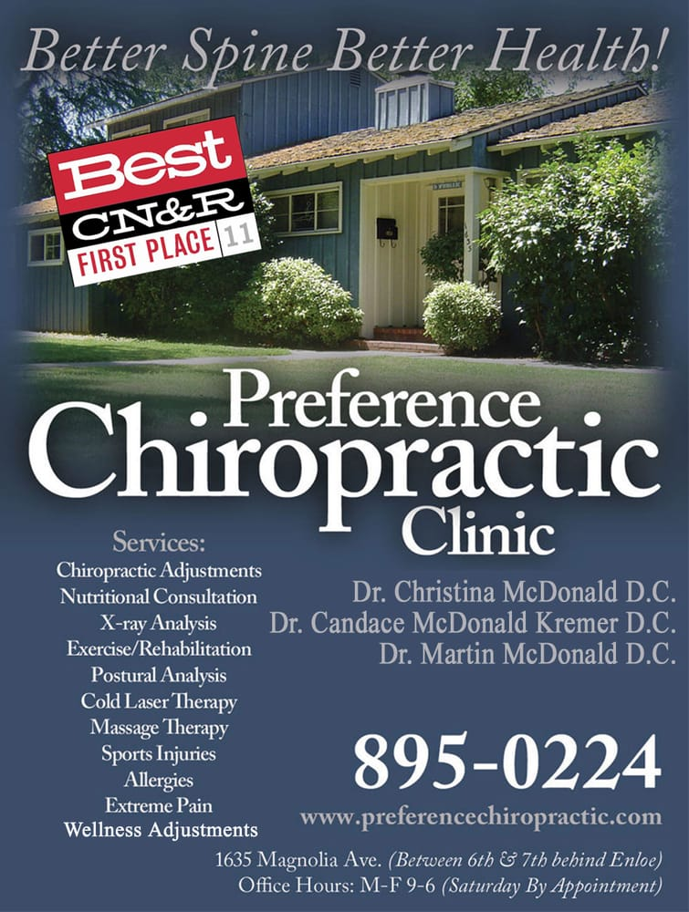 Preference Chiropractic Clinic