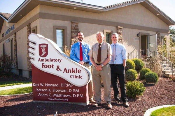 Ambulatory Foot & Ankle Clinic: 1555 E Clark St, Pocatello, ID