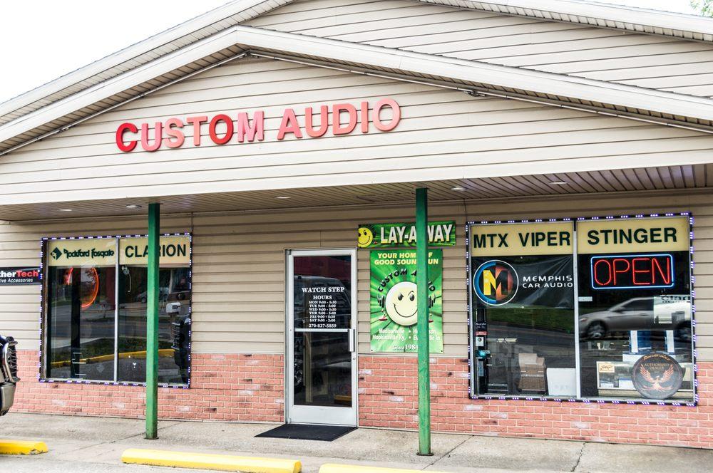 Custom Audio: 1328 S Green St, Henderson, KY