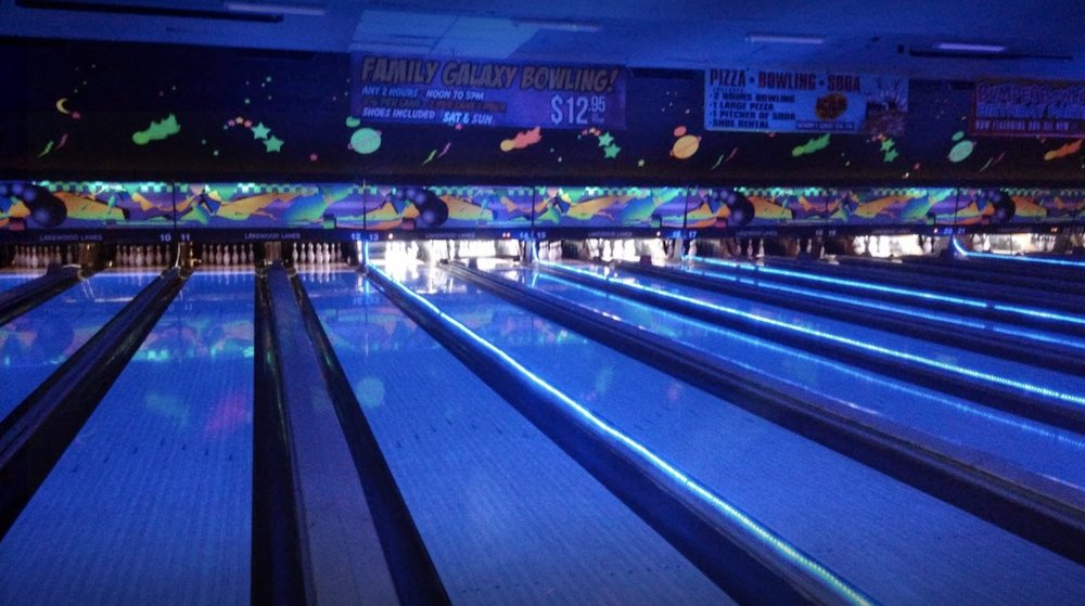 Social Spots from Lakewood Lanes
