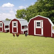 side porch cabin with photo of countryside barns eureka il united states chicken coops with exterior - Garden Sheds Eureka Il