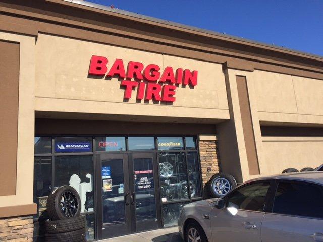 Bargain Tire: 4535 Yellowstone Ave, Chubbuck, ID