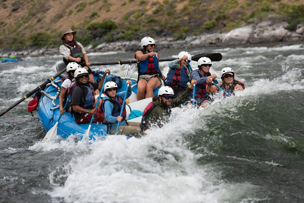 Winding Waters River Expeditions: 204 E Wallowa Ave, Joseph, OR