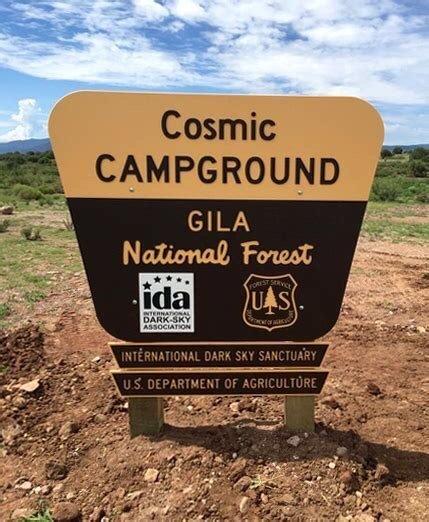 Cosmic Campground: 18 Ranger Station Rd, Glenwood, NM