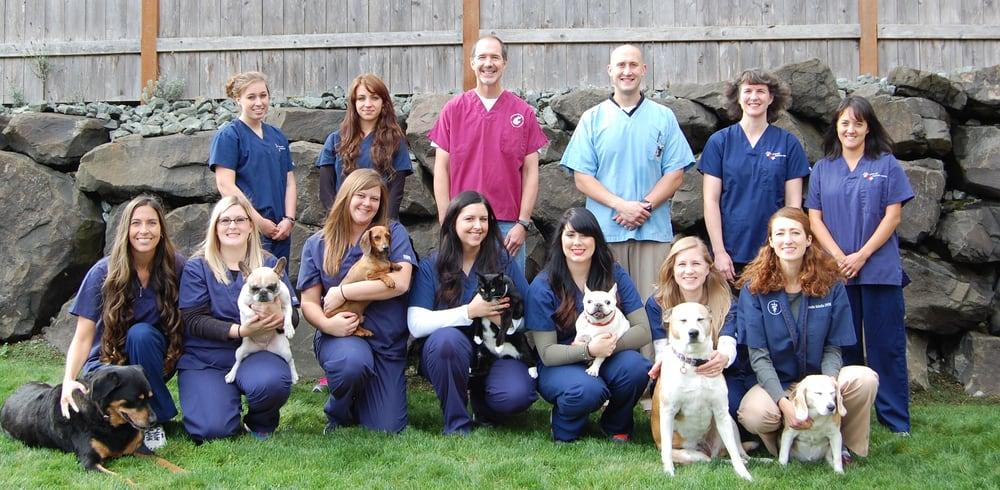 Alpine View Veterinary Clinic: 16408 161st Ave SE, Snohomish, WA