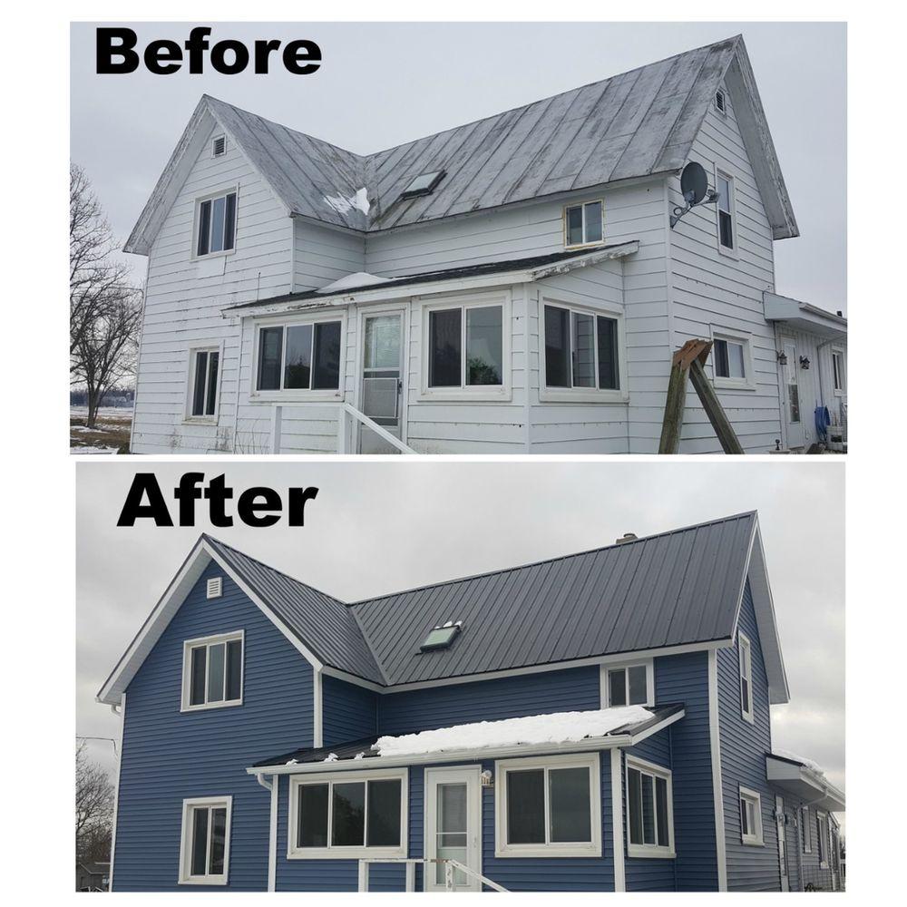 Conrad Consulting & Remodeling: 4582 W River Dr NE, Comstock Park, MI