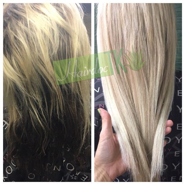 Hair Extensions Color Correction And Hair Repair A Full Service