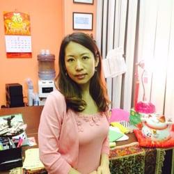 Asian massage parlor oceanside