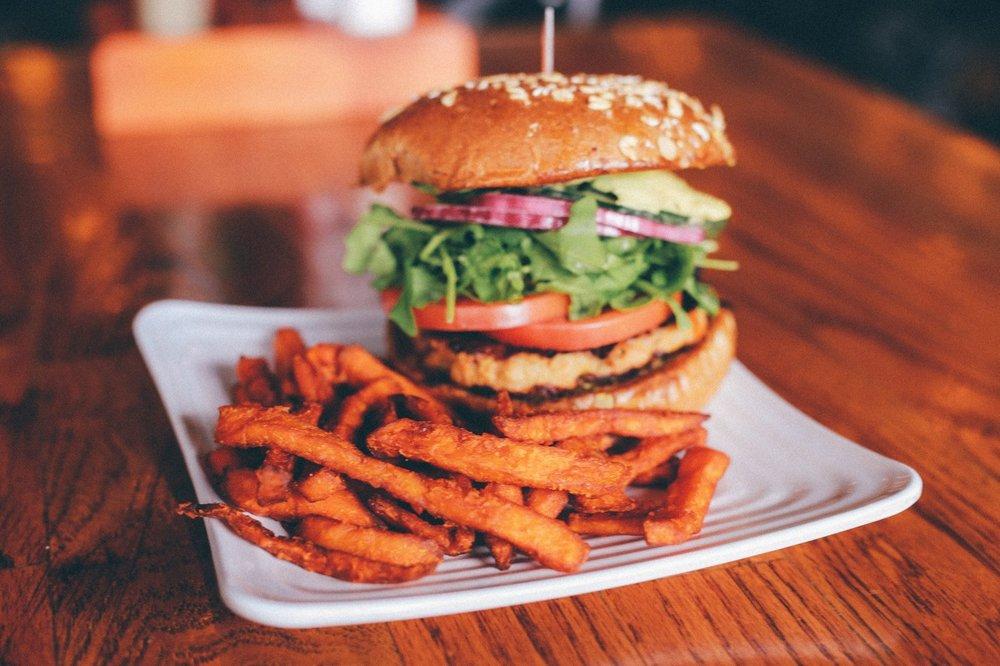 Liberty Burger - Richardson: 3617 Shire Blvd, Richardson, TX