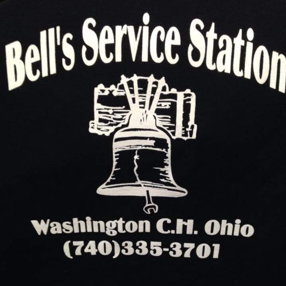 Bell's Service Station: 703 Columbus Ave, Washington Court House, OH