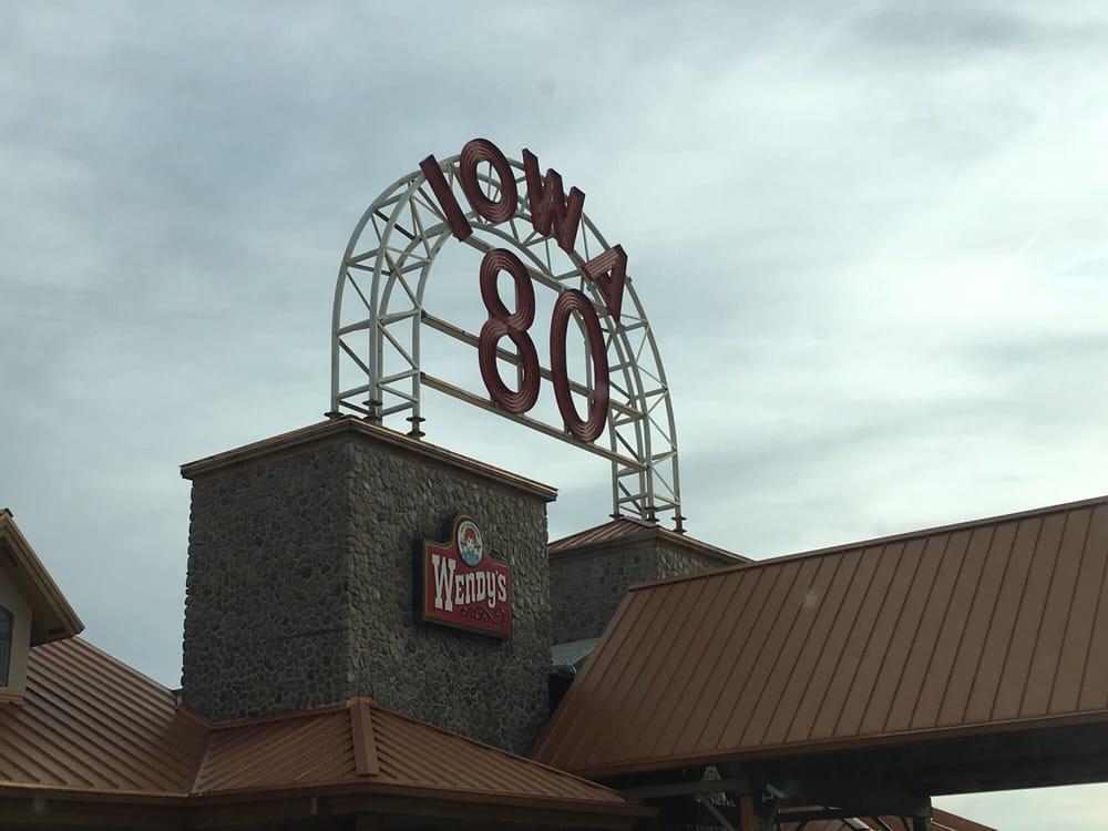 Iowa 80 Restaurants: Walcott, IA