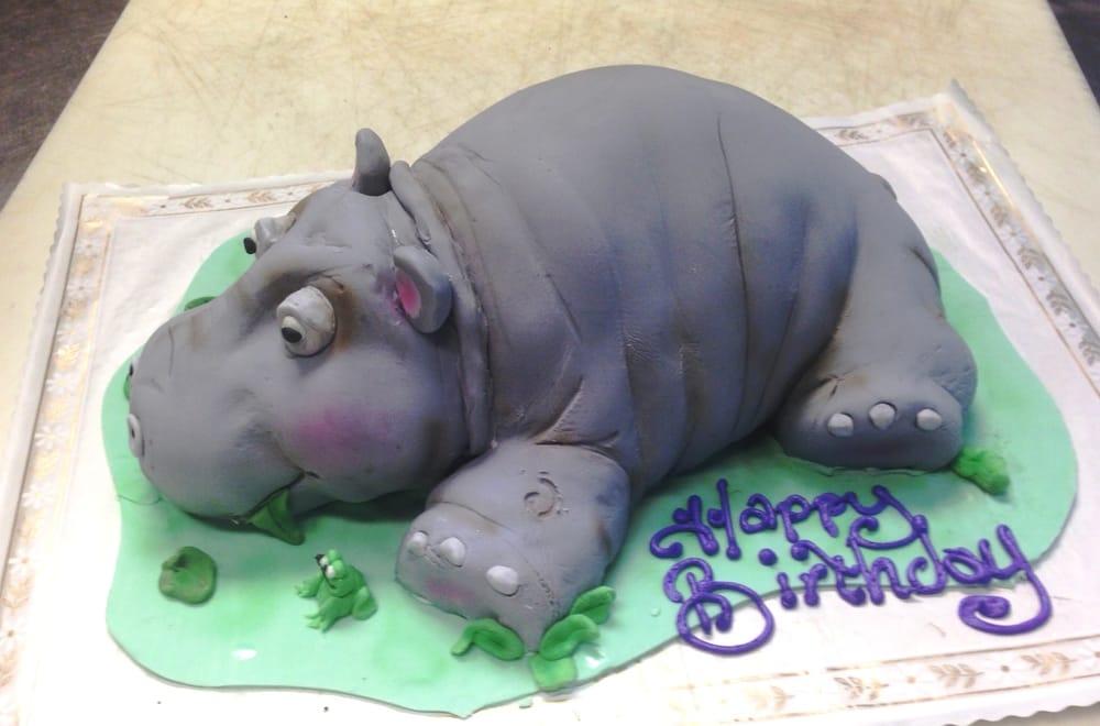 Hippo Cakes To Make