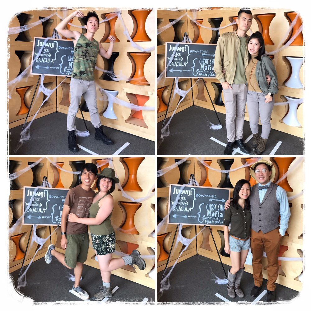 60out Escape Rooms