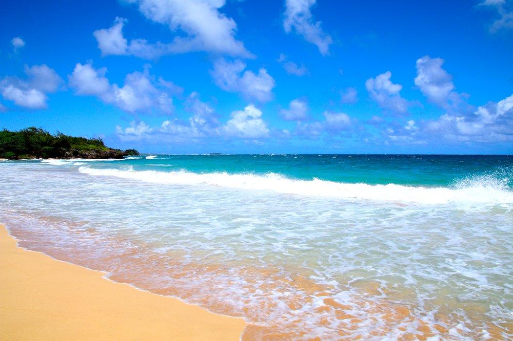 Kokololio Beach Park: 55-17 Kamehameha Hwy, Laie, HI