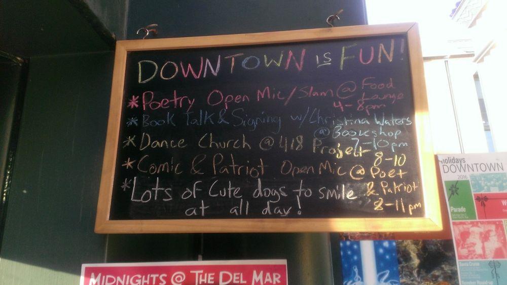 Downtown Santa Cruz Info Kiosk