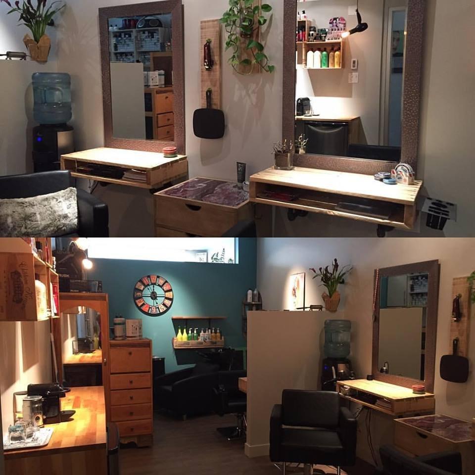 Caroline ross coiffeurs salons de coiffure 700 for Salon de coiffure st sauveur
