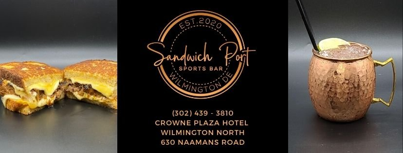 Sandwich Port Sports Bar: 630 Naamans Rd, Claymont, DE