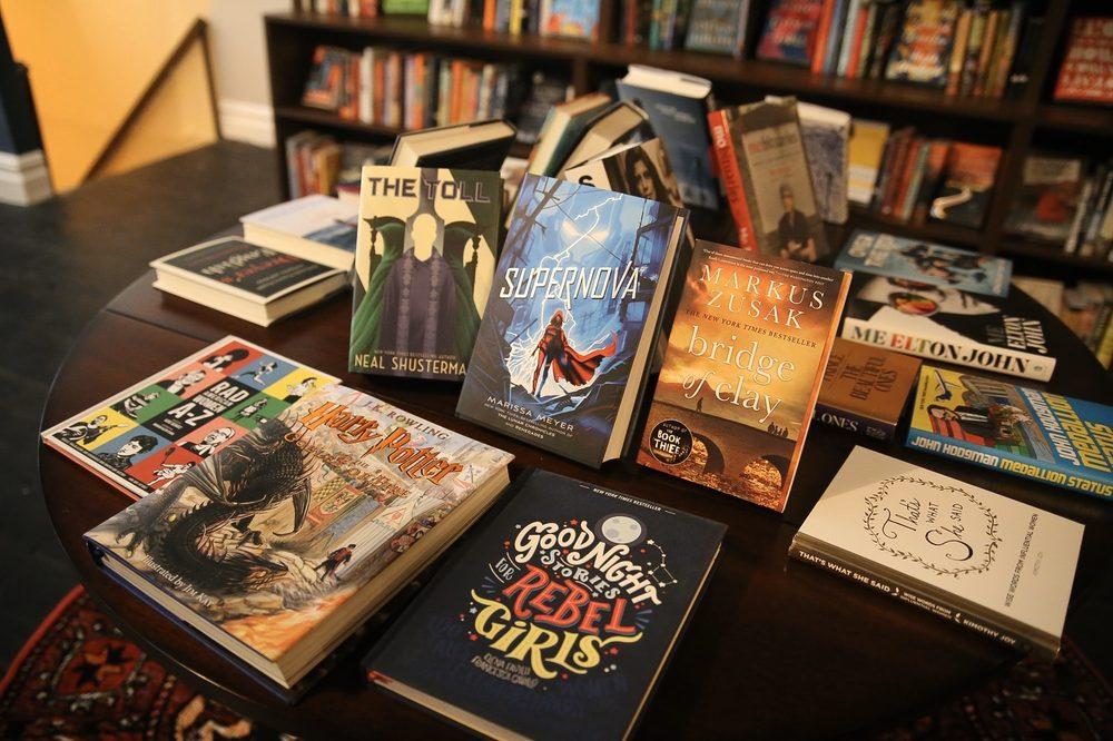 Book Club: 197 E 3rd St, New York, NY