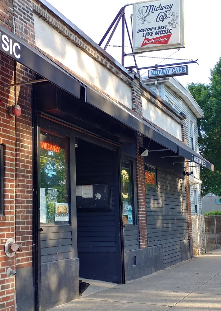 Midway Cafe: 3496 Washington St, Jamaica Plain, MA