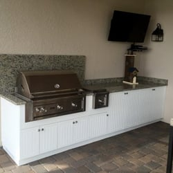 Soleic Outdoor Kitchens 36 Photos Cabinetry 3605 Henderson