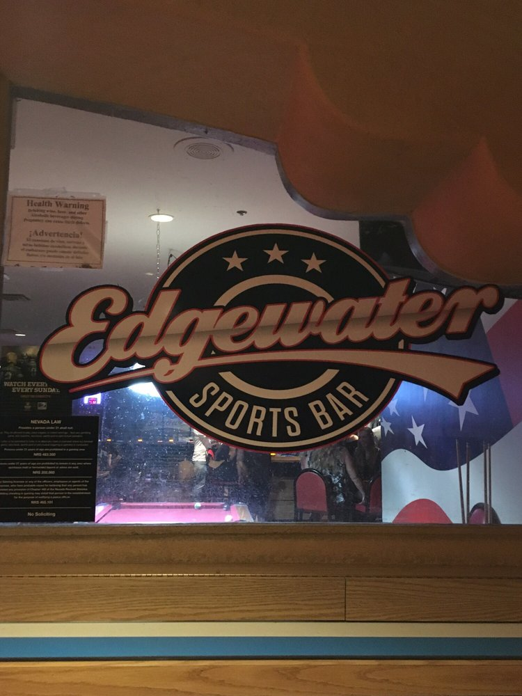 Edgewater Sports Bar: 2020 S Casino Dr, Laughlin, NV
