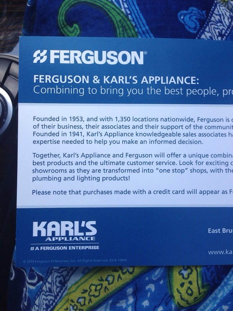 Karl\'s Appliance - 15 Reviews - Appliances - 469 N Route 17 South ...