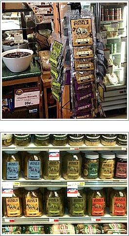 Jerk' N Pickle: Belmont, CA