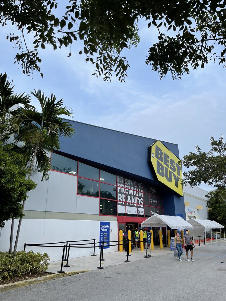 Best Buy - Miami: 12495 SW 88th St, Miami, FL