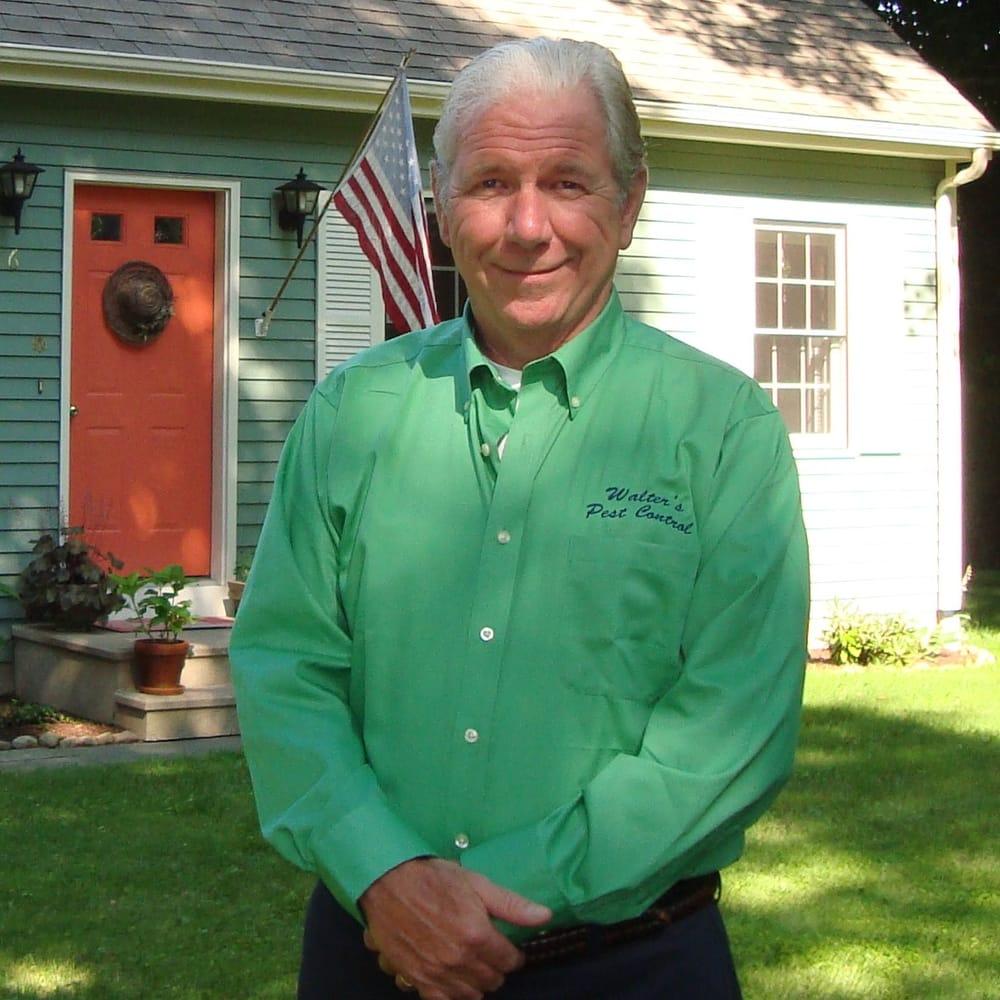 Walter's Pest Control: Burlington, CT