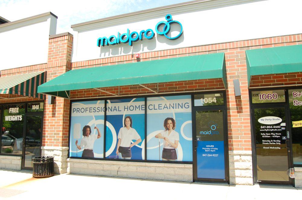 MaidPro: 1054 E Algonquin Rd, Algonquin, IL