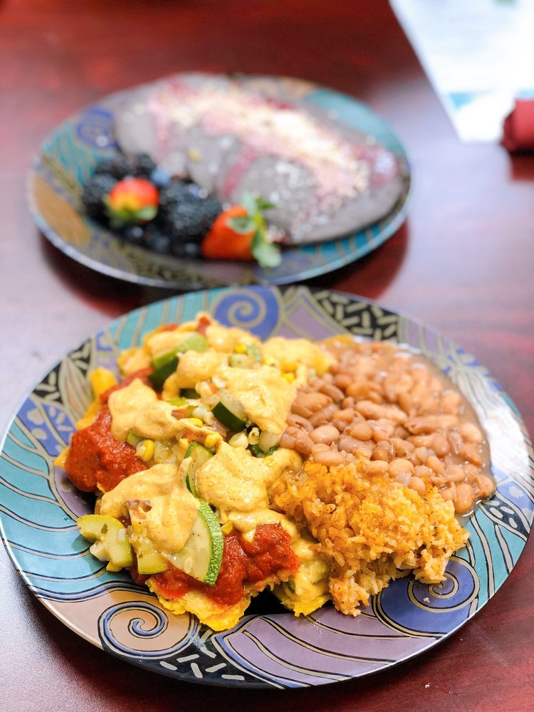 Healthy Roots Cafe: 909 W Vineyard Rd, Phoenix, AZ