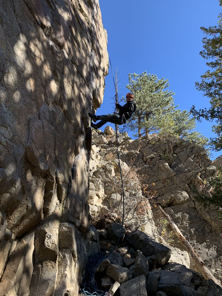 Bob Culp Climbing School: 1111 Mountain Pines Rd, Boulder, CO